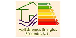 MULTISISTEMAS ENERGÍAS EFICIENTES